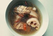 滋阴养颜!『煲排骨莲藕汤』的做法