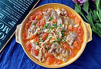 番茄金针菇肥牛的做法