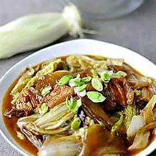 鱼香白菜粉皮