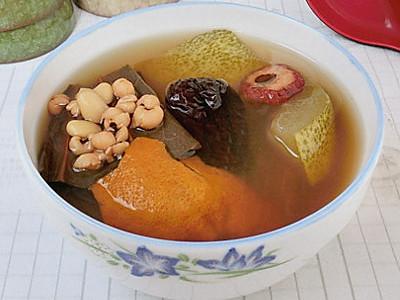 冬瓜荷叶瘦身减肥汤的做法
