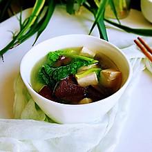 #秋天怎么吃#鸭血豆腐汤