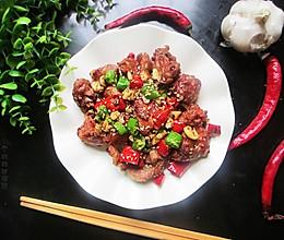 香辣干煸鸡块的做法