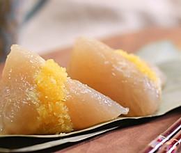 水晶粽的做法