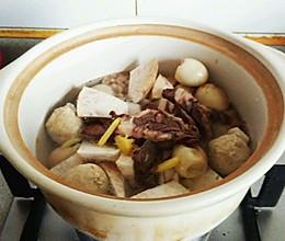 痛风食谱之美味易做什锦锅的做法