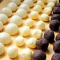 红豆沙千层酥 国庆中秋双节伴手礼不只有月饼 没蛋黄的蛋黄酥的做法图解7