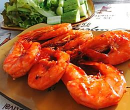 #夏日消暑,非它莫属#油焖大虾的做法