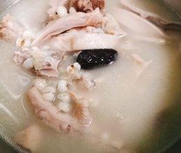 暖心暖胃——胡椒猪肚鸡汤的做法