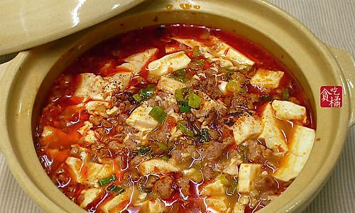 麻婆豆腐煲  ♥ EZ豆腐煲 8的做法