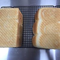 法国老面 烫种 牛奶吐司的做法图解21