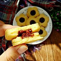 草莓果酱饼干#享美味#的做法图解14