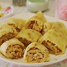 广式甜薄饼——软软的糯糯的,满口香