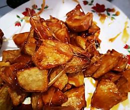 挂浆/拔丝土豆的做法