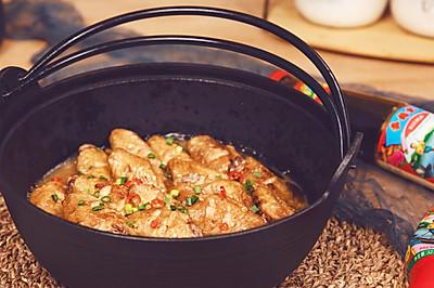 天冷就爱一锅焖!只要有了它,做鸡翅煲就是这么简单