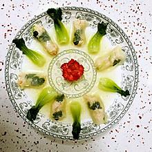 翡翠白玉卷+#舌尖上的春宴#