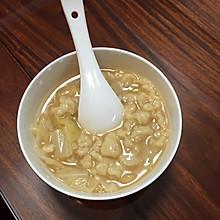 白菜疙瘩汤