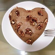 #憋在家里吃什么#咖啡布朗尼小蛋糕