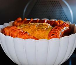 3肠蛋炒饭焗饭的做法