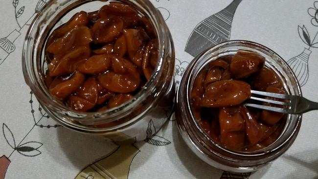 蜜饯黄皮的做法
