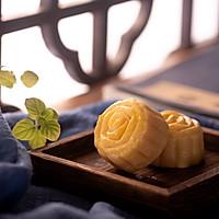 超越美心的流心奶黄月饼的做法图解25