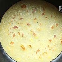 电饭煲版香蕉煎饼的做法图解8