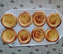 无奶油酸奶蛋挞,健康又美味的做法
