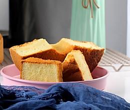 松软的戚风蛋糕的做法