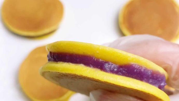 紫薯版铜锣烧