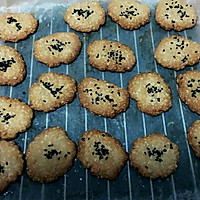 燕麦片饼干的做法图解4