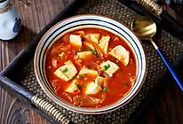 #我们约饭吧#韩式泡菜豆腐汤的做法