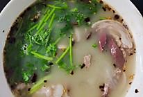 #入秋滋补正当时#羊杂粉丝汤的做法
