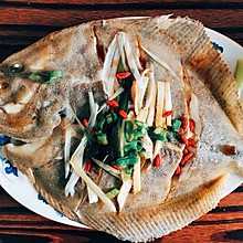 #花10分钟,做一道菜!#清蒸柠香多宝鱼