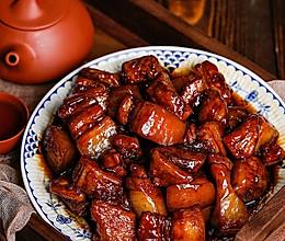 红烧肉(不焯水,不放油,不放盐,肉嫩软烂的做法)的做法