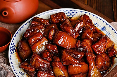紅燒肉(不焯水,不放油,不放鹽,肉嫩軟爛的做法)