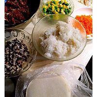 糯米肉烧麦的做法图解1