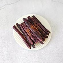 烤紫薯条#元宵节美食大赏#