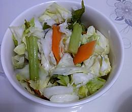 家庭版自制泡菜的做法