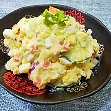 #餐桌上的春日限定#青芥末土豆沙拉