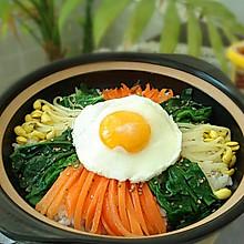 韩式拌饭——冬季暖身
