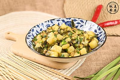 土豆烧海带竟然这么好吃!下饭易做又家常,简直就是神仙美味~