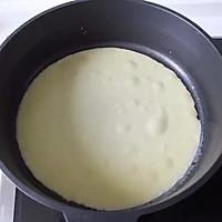 快手早餐之鸡蛋卷饼的做法图解2
