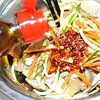 凉拌辣子肉片的做法图解11
