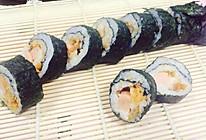 肉松香蕉寿司的做法