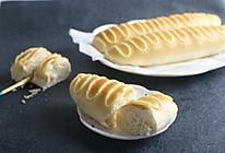 面包房最受欢迎早餐首选的毛毛虫面包的做法