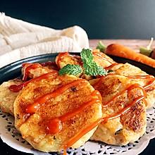 外焦里嫩香喷喷的土豆饼,黄磊老师同款