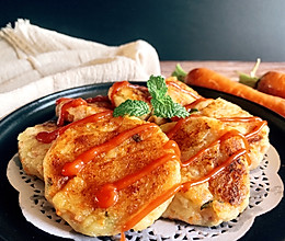 外焦里嫩香喷喷的土豆饼,黄磊老师同款的做法