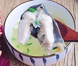 #肉食主义狂欢#火腿鲟鱼汤的做法