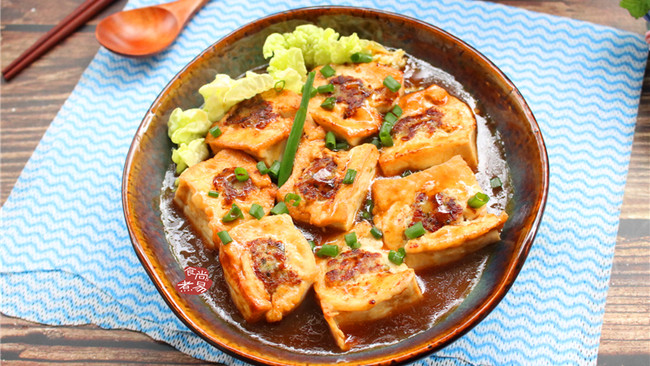 客家酿豆腐的做法