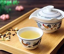 节后必备 健胃消食 去油降脂 大麦茉莉茶的做法