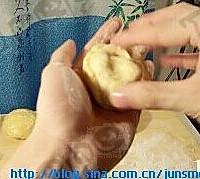 菠萝包的做法图解12
