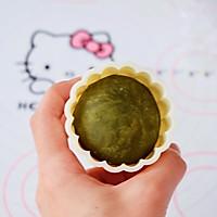 桃山皮流心月饼的做法图解7